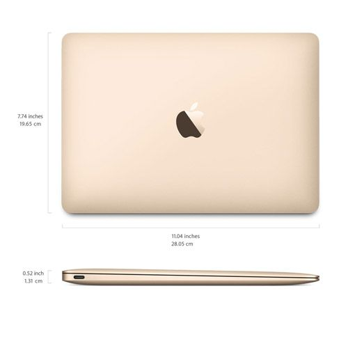 macbook gold 1