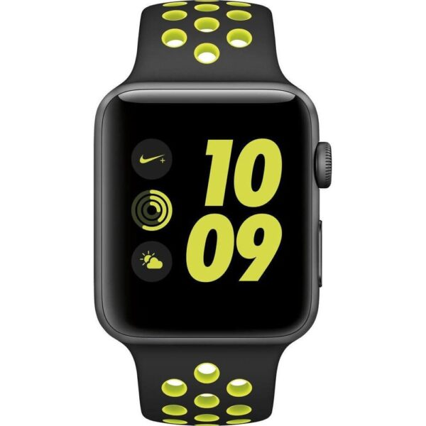 Apple Watch Nike Grey 1