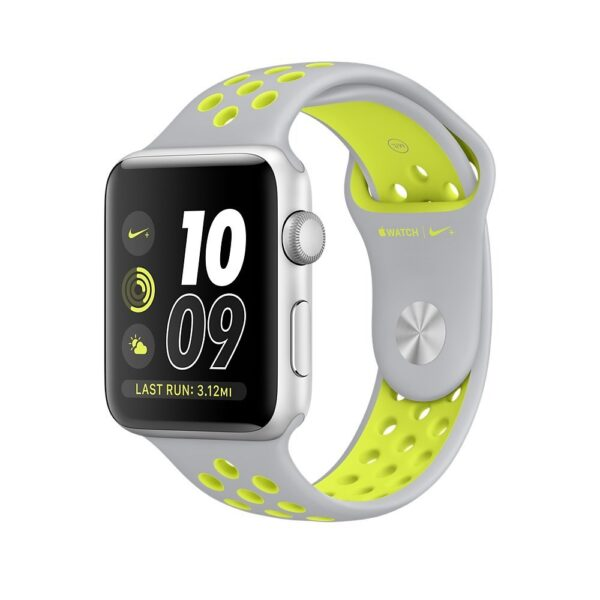 Apple Watch Nike Silver 1