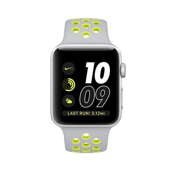 Apple Watch Nike Silver 2