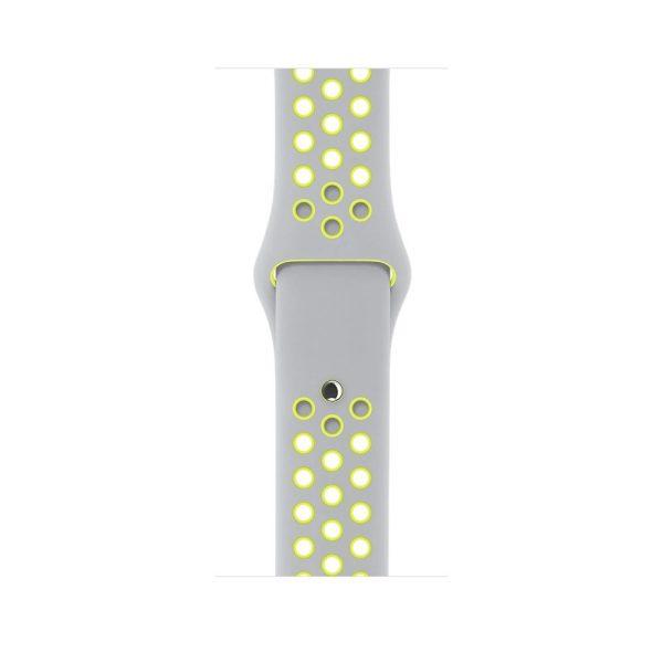 Apple Watch Nike Silver 3