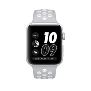 Apple Watch Nike White 1