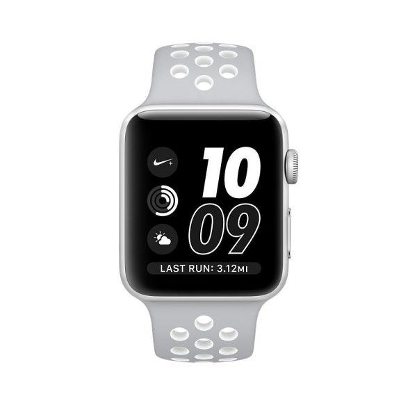 Apple Watch Nike White 1