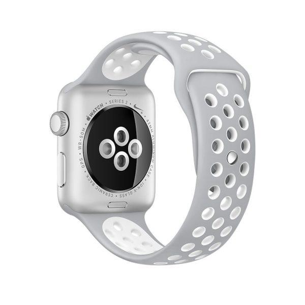 Apple Watch Nike White 4