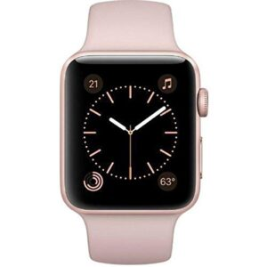 Apple Watch Series 2 Rose Gold 1