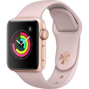 Apple Watch Series 3 Pink