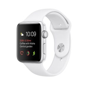 Apple watch series 2 Silver 1