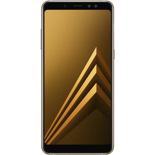 samsung galaxy A8 plus 2018 gold 1