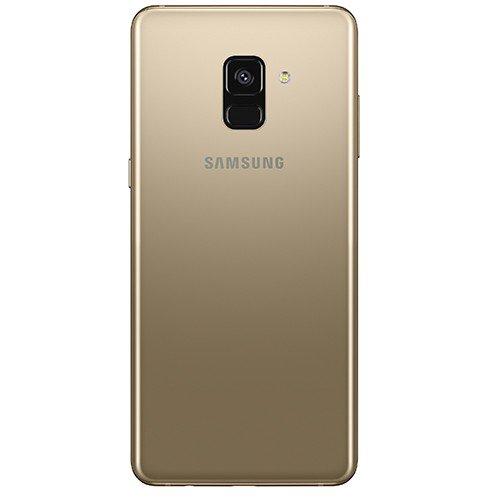 samsung galaxy A8 plus 2018 gold 2