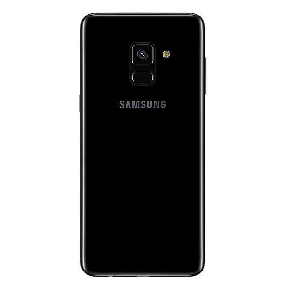 samsung galaxy A8 plus black 2