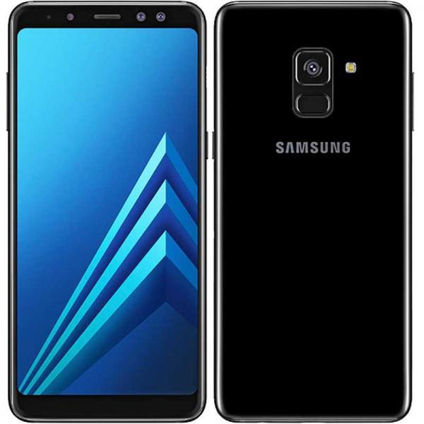 samsung galaxy a8 2018 black 1