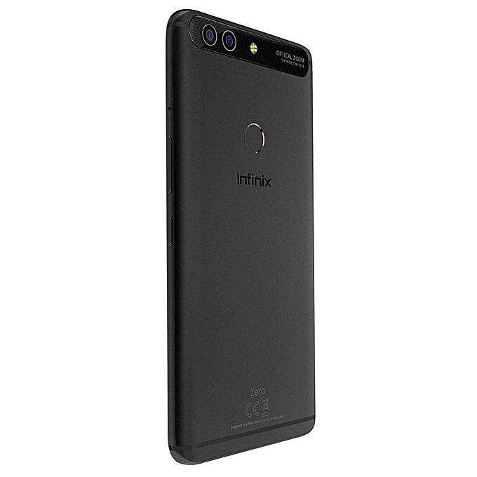 Buy Infinix Zero 5 Pro X603B [128GB/6GB] Black Online | Get Free Delivery @  McSteve Nigeria
