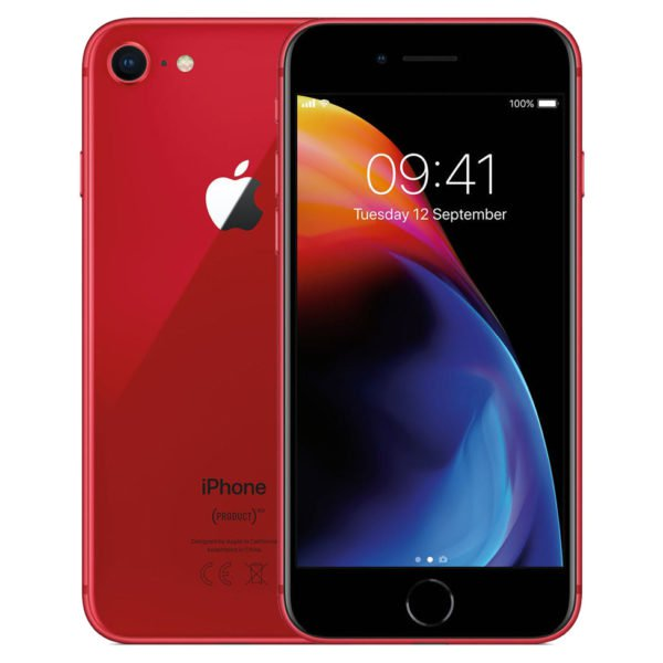 iphone 8 red 1