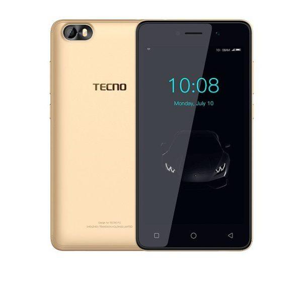 tecno f2 gold