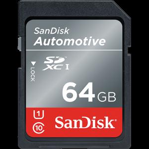 sandisk card 64gb