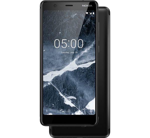 Nokia 5.1 black 2
