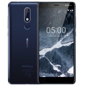 Nokia 5.1 blue 1