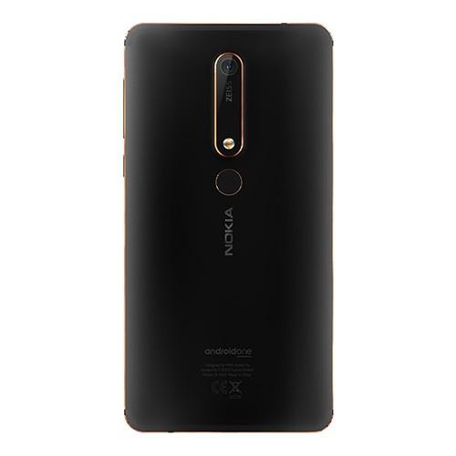 nokia 6 2018 black copper 2 1
