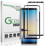 amfilm tempered glass note 8 press