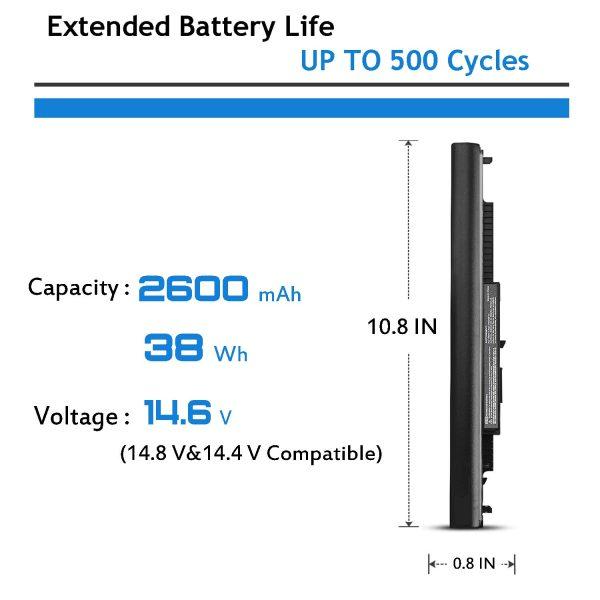 hp 15 battery 3