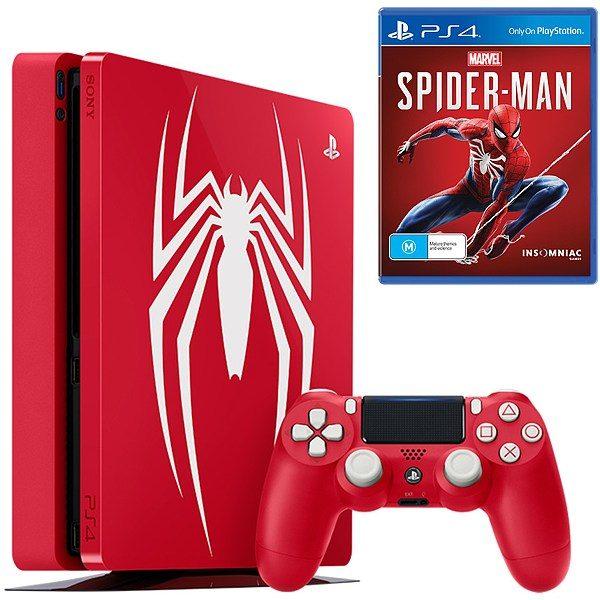 ps4 spider man 1
