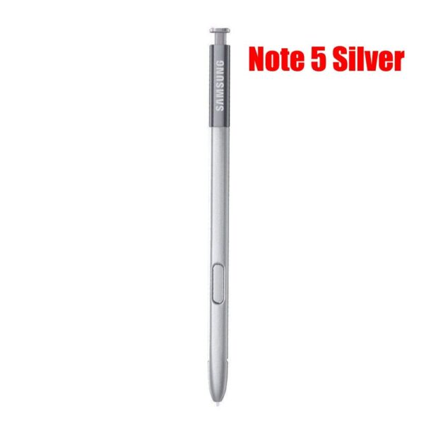 note 5 silver