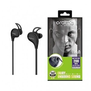 dd21cde9688 Oraimo Bluetooth Earphone For Sports Running Wireless Earbuds