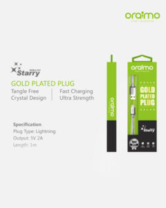 oraimo gold plated 2