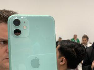 iphone 11 green hero